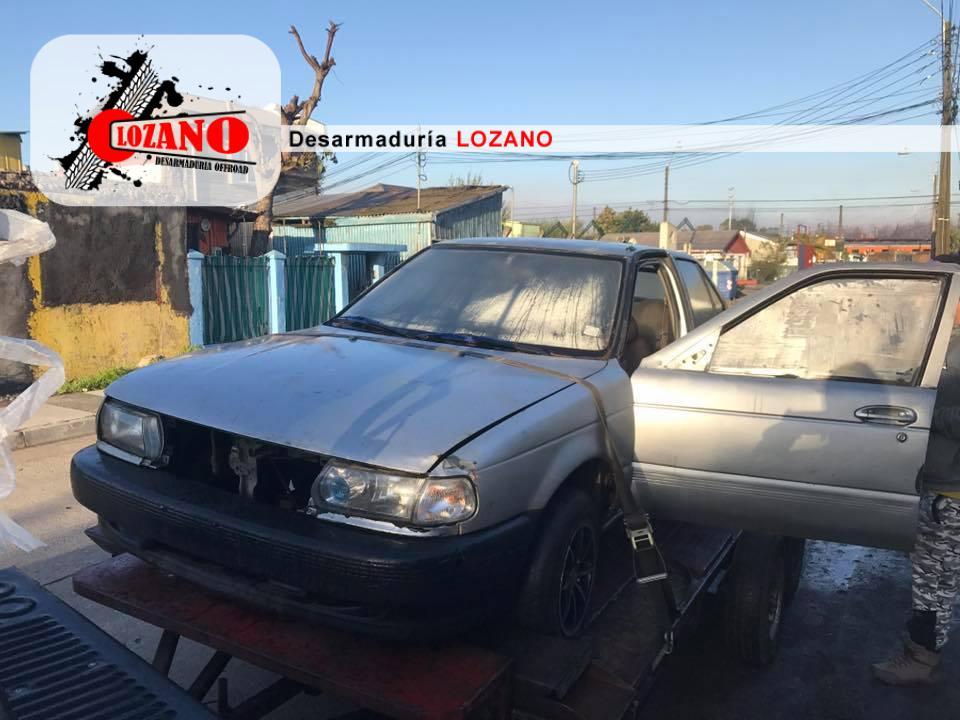 Nissan V16 Tapa Roja