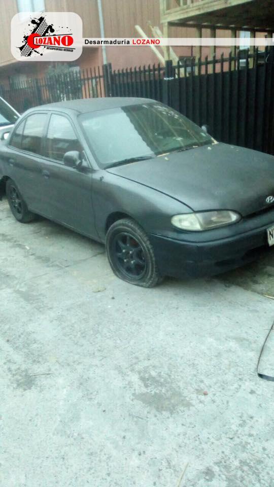 Hyundai Accent - 1996