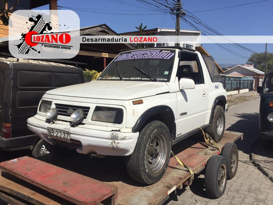 Suzuki Vitara - 1993