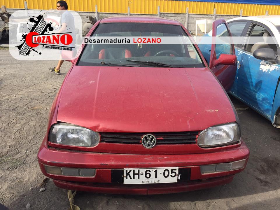 Volkswagen Golf - 1993