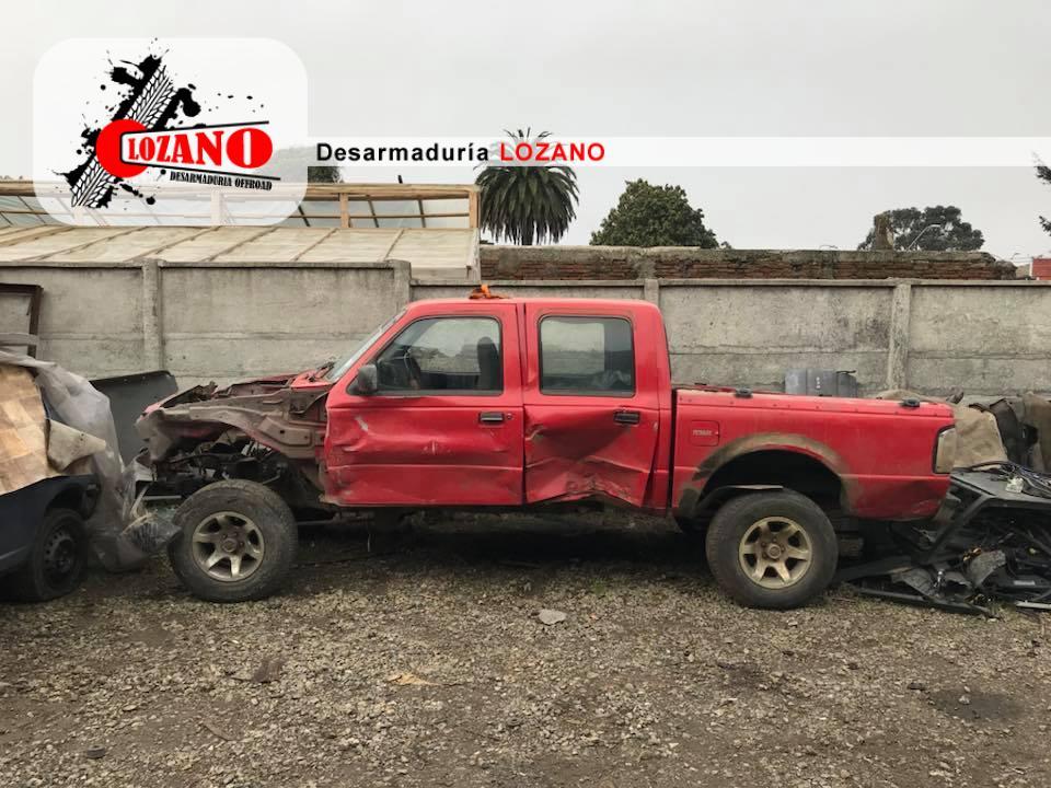 Ford Ranger Diesel - 2005