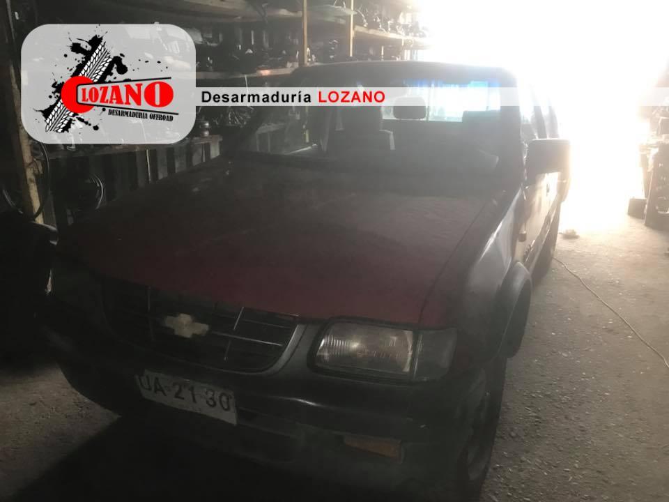 Chevrolet Luv - 2000