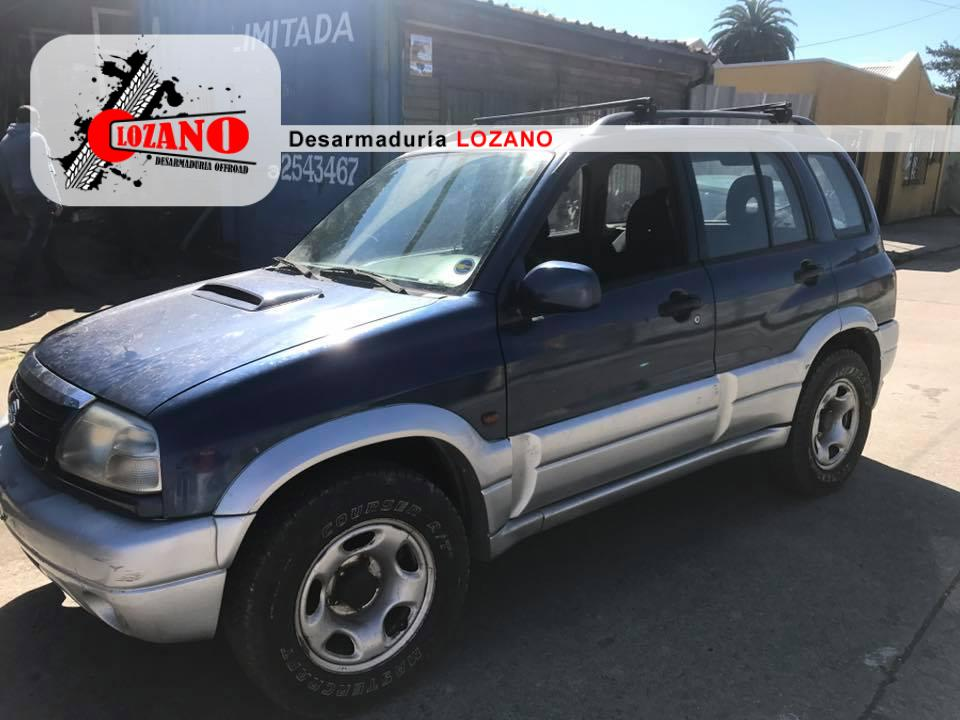 Suzuki Grand Nomade 2001