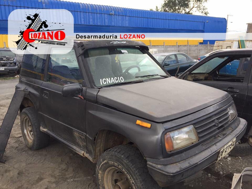 Suzuki Vitara - 1990